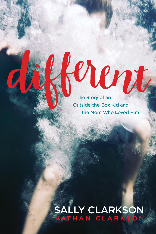 Different — SallyClarkson.com